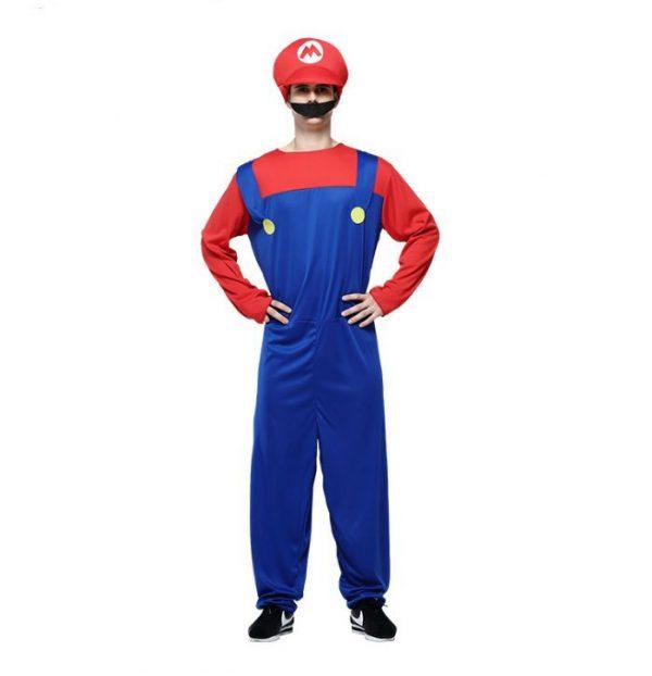 Trang phục Mario