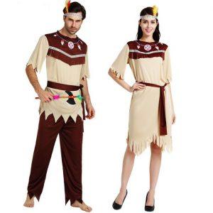 Trang phục thổ dân
