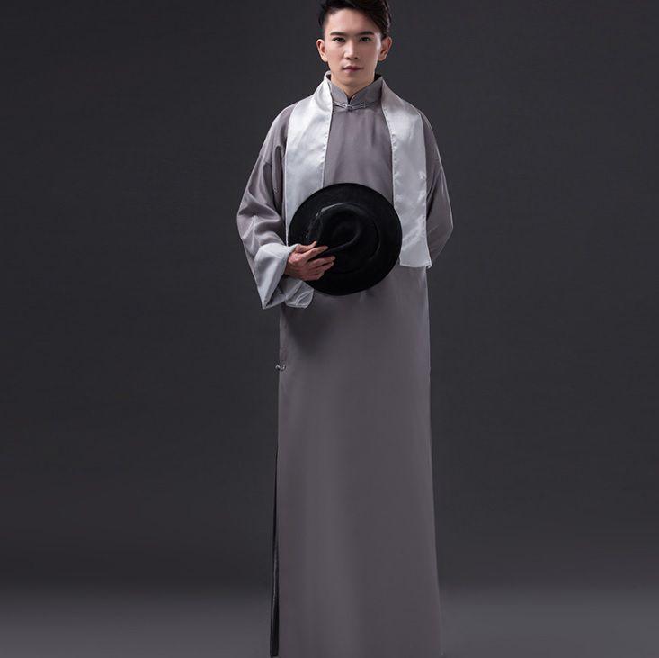 Trang phục Bến Thượng Hải nam