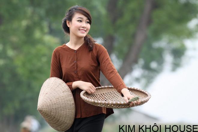 Cho thuê áo bà ba đẹp rẻ tại Kim Khôi Shop