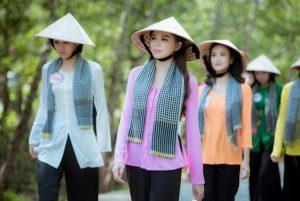 áo bà ba phụ nữ Nam Bộ