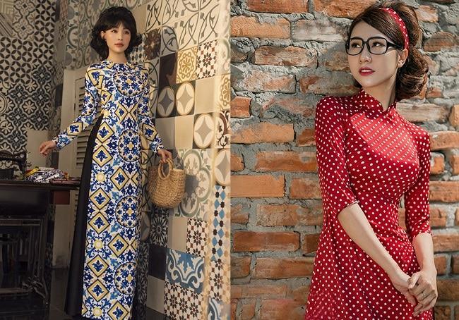 Dịch vụ cho thuê trang phục áo dài tại Kim Khôi Shop