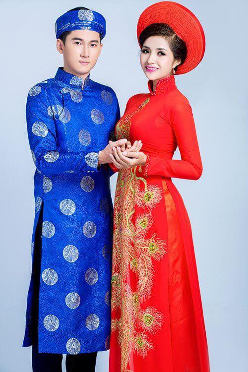 Dịch vụ cho thuê trang phục áo dài truyền thống nam