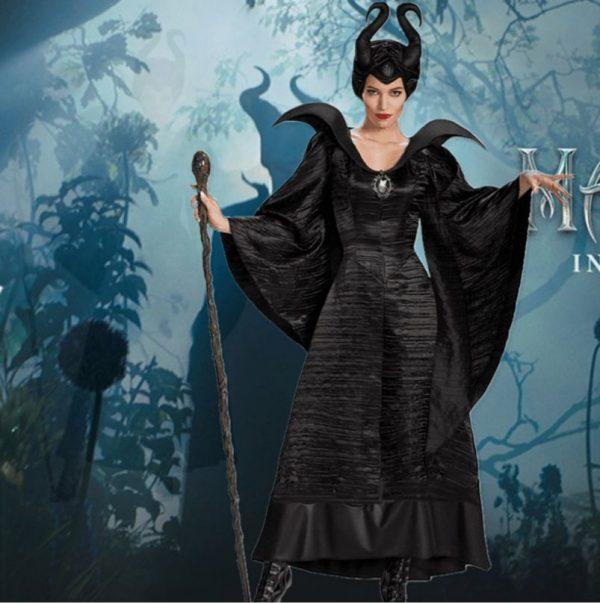 Trang phục Tiên Hắc Ám Maleficent