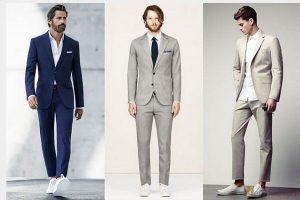 Bộ sưu tập 3 kiểu áo vest nam với thiết kế đậm chất nam tính, thanh lịch