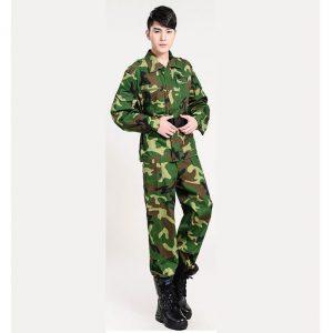 Quần áo lính rằn ri