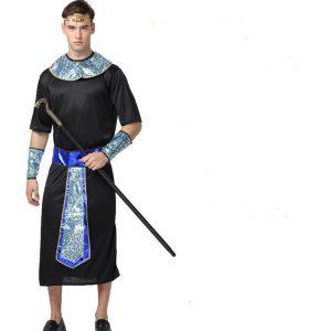 Trang phục Hy Lạp Ai Cập Đen